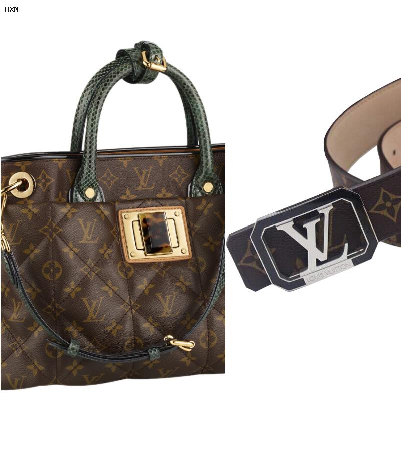 correas louis vuitton mujer