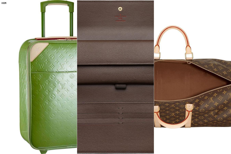 kit de maletas de viaje louis vuitton